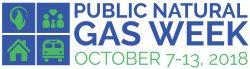 Public Natural Gas Week October 7 - 13, 2018
