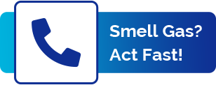 Smell Gas? Act Fast!