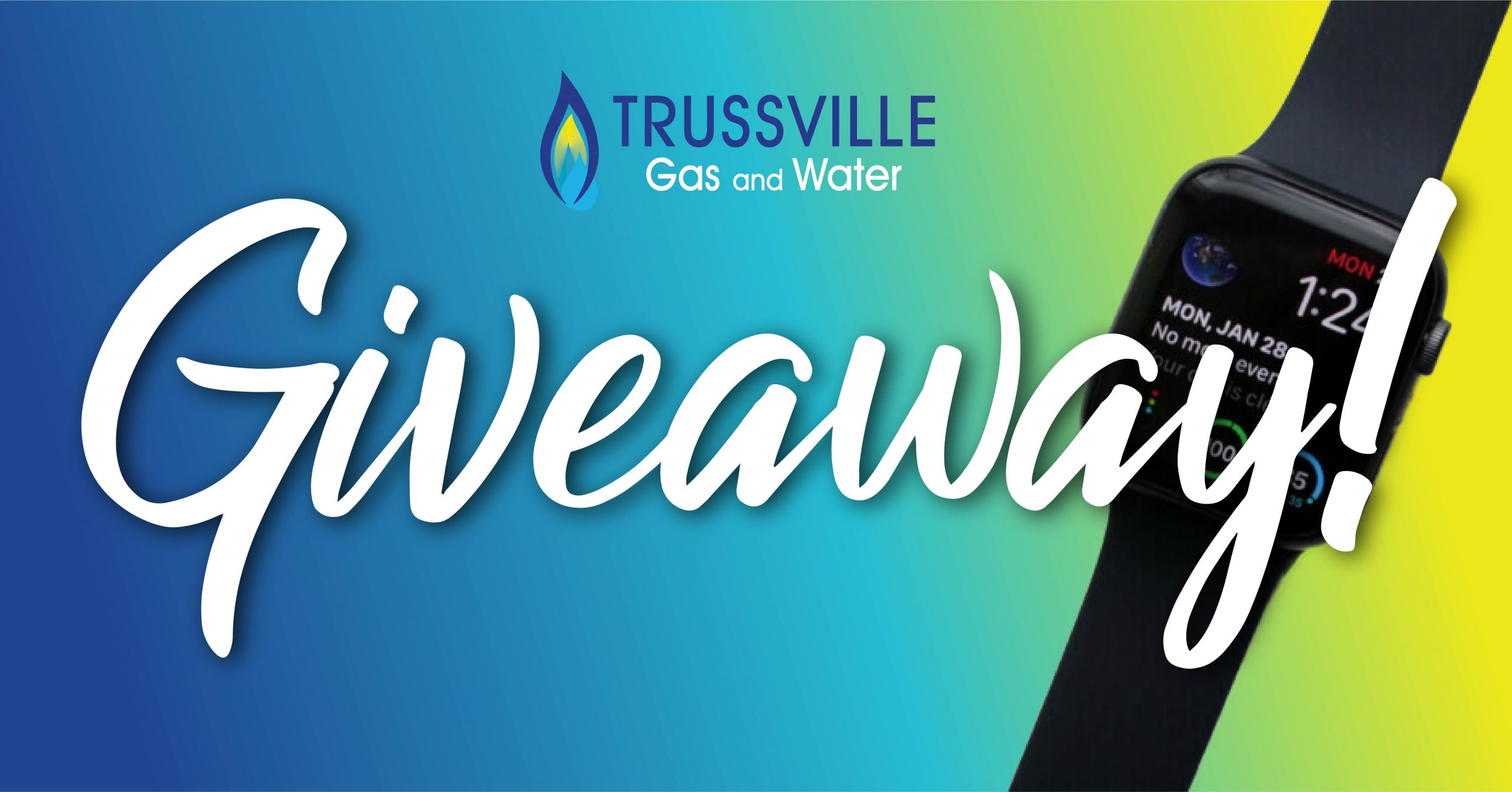 May Giveaway promotional image