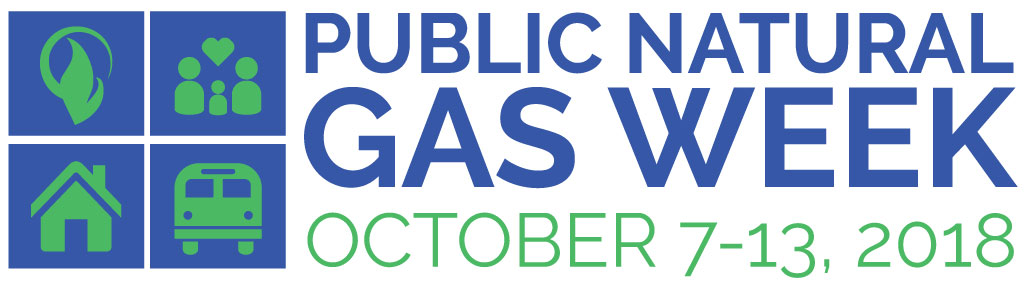 Public Natural Gas Week October 7 - 13, 2018